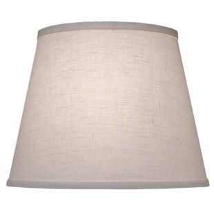 11 Linen Empire Lamp Shade