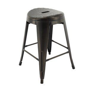 Samella Bar Stool (Set of 4) by 17 Stories