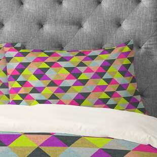 Bianca Green Ocean Of Pyramid Pillowcase