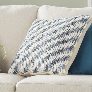 Christy Square Cotton Throw Pillow