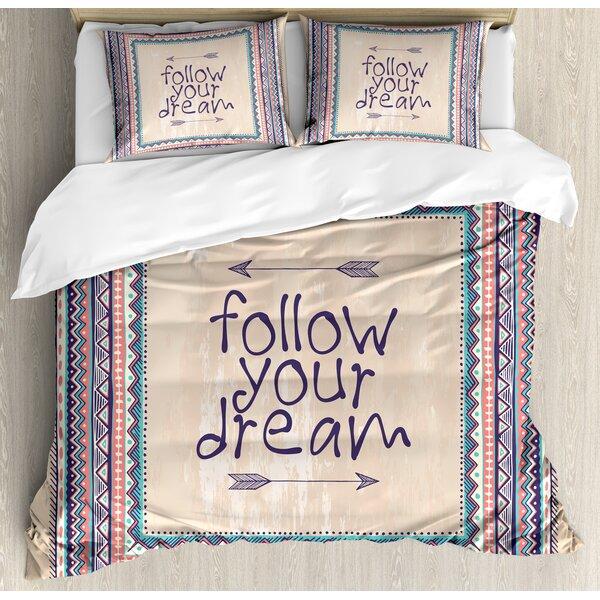 Inspirational Quotes Bedding Wayfair
