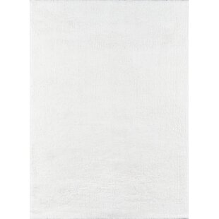 Savings Feeley White Area Rug By Orren Ellis