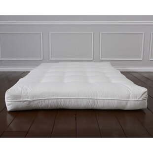 Genovese Luxury Cotton 8 Foam Core Futon Mattress