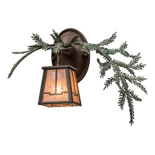 Ullery Right Outdoor Sconce by Millwood P..