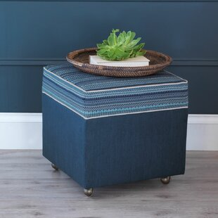 Martinique Storage Ottoman