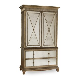 Sanctuary Armoire by Hooker Furniture