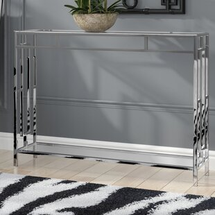 Sapienza Console Table by House of Hampton