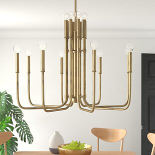 Nyack 16-Light Candle Style Chandelier by Mercury Row