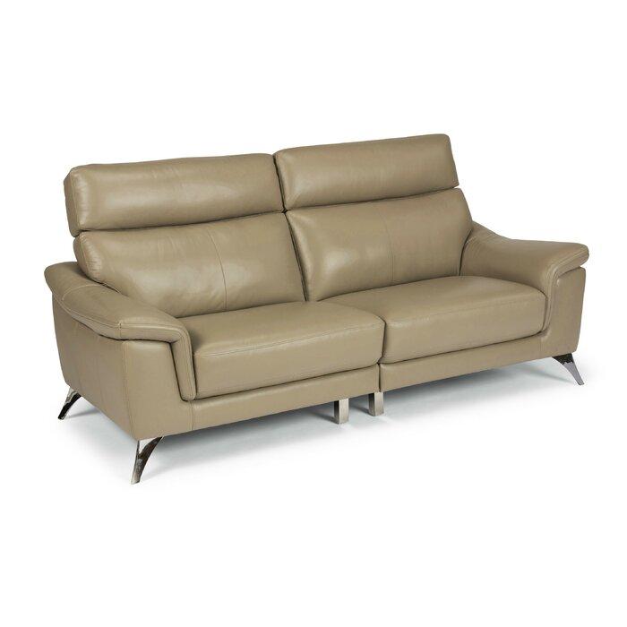 Zurcher Leather Sofa