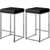 Akash 26.5 Bar Stool (Set of 2) by Everly Quinn