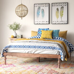 Henson Queen Platform Bed by Bungalow Rose