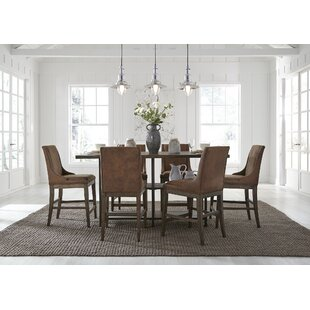 Cairo 7 Piece Dining Set Greyleigh