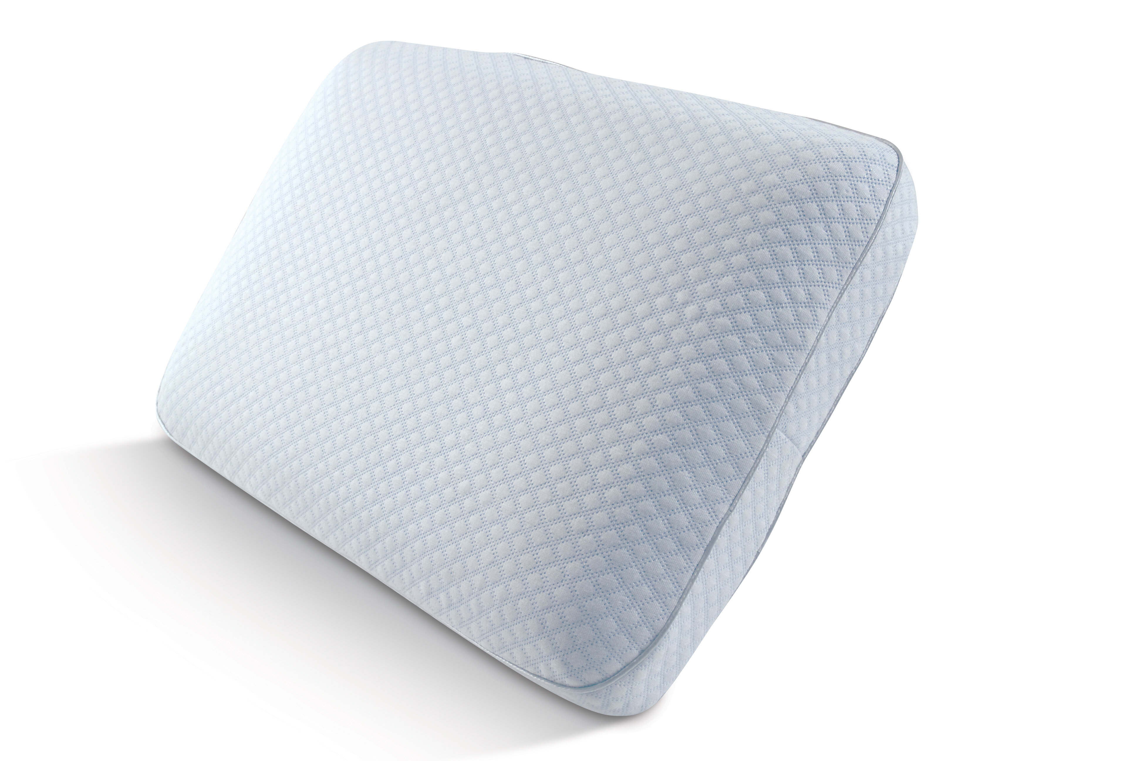 ventilated dream pillows contour therapy foam pillow gallery comfort or pack of authentic cushion memory therapeutic cannon