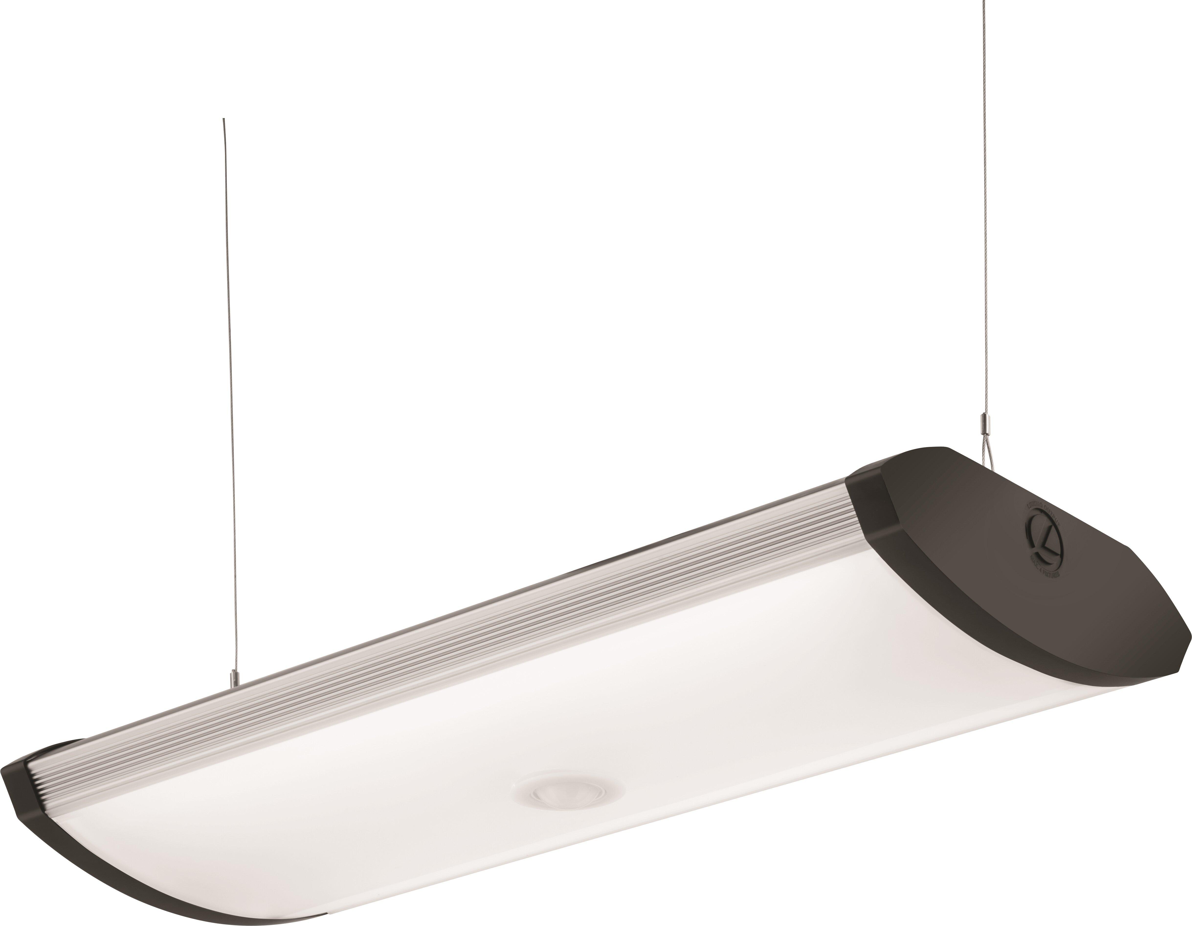 Lithonia Lighting 2 Led Shop Light Wayfair