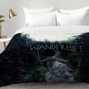 East Urban Home Wanderlust 1 Comforter Set
