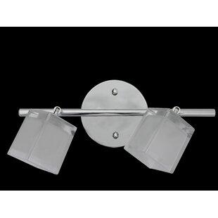 Whitfield Lighting Adn 2-Light Track Kit