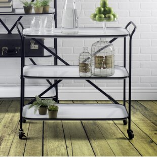 Bayly Bar Cart by Gracie Oaks