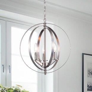 Mcginley 1-Light Globe Chandelier