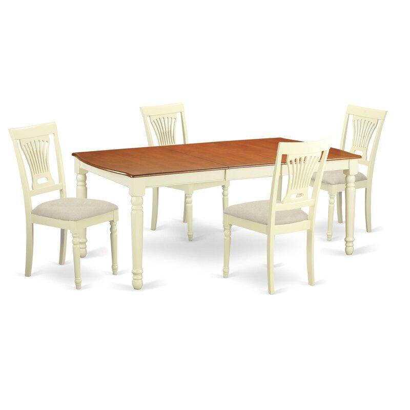 August Grove Carmel Dining Set Wayfair