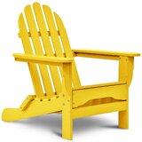 Abarca Plastic Adirondack Chair