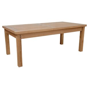 South Bay Solid Wood Coffee Table