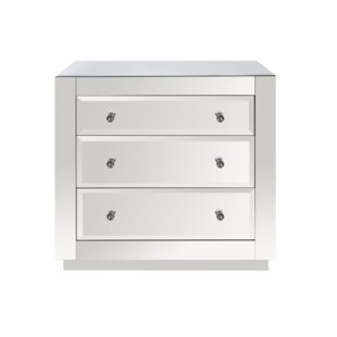 3 Drawer Accent Chest by Worlds Away
