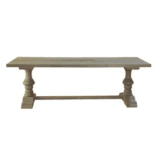 Padmas Plantation Alexa Wood Dining Table