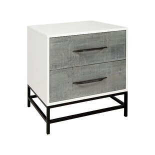 Headley 2 Drawer Accent Chest by Brayden Studio