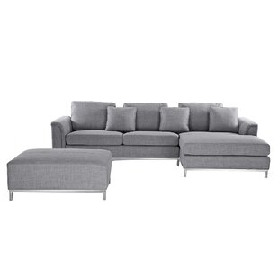 Tamsen Right Hand Facing Corner Sofa By Metro Lane