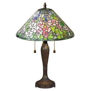 Hollyhock 24 Table Lamp