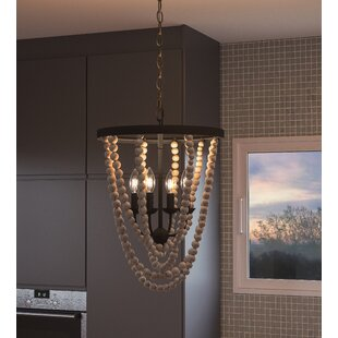 Bane 4-Light Urn Pendant b..