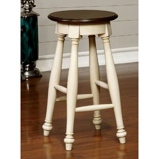 Compare prices Eloy Counter Height Bar Stool (Set of 2) by Canora Grey Reviews (2019) & Buyer's Guide