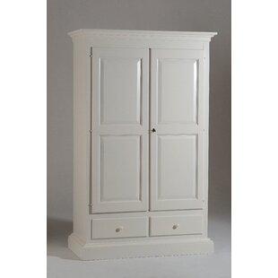 Kessy 2 Door Wardrobe By August Grove