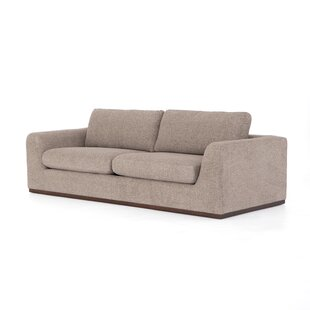 Aerial 98 Square Arm Loveseat