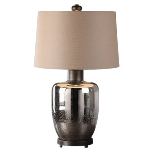Find the perfect Kraig Mercury Glass 31 Table Lamp By Bloomsbury Market