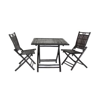 Cobbs 2 Seater Dining Set By Bay Isle Home