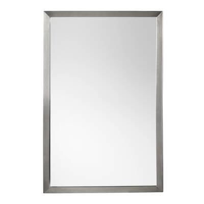 Emile Bathroom Wall Accent Mirror