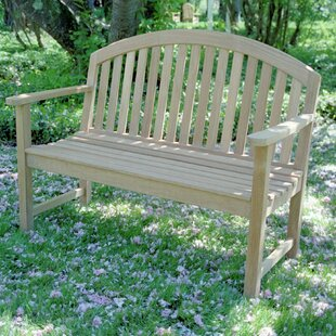 Dodger Teak Garden Bench
