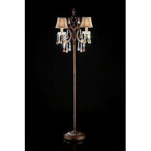 Candelabra Base Floor Lamps You\'ll Love   Wayfair