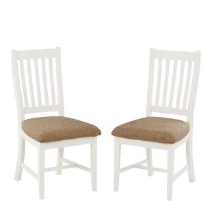 Bellemoor Upholstered Dining Chair (Set Of 2) By Breakwater Bay