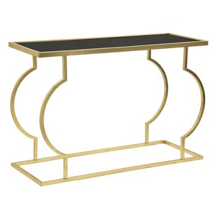 Highland Console Table By Canora Grey