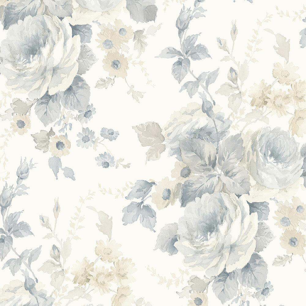 Charlton Home Tripoli 32 7 L X 20 5 W Peonies Textured Wallpaper
