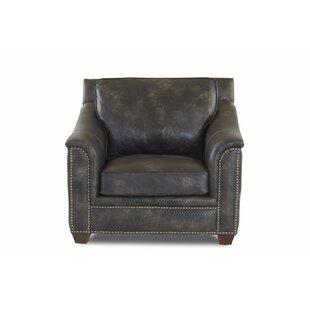 Foundry Select Sasha Leather Configurable Living Room Set