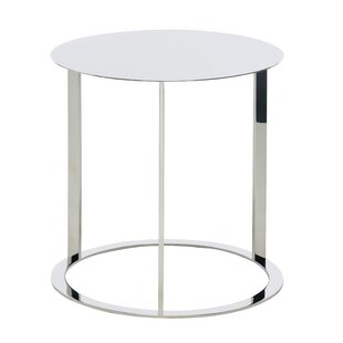 Vera End Table by Nuevo