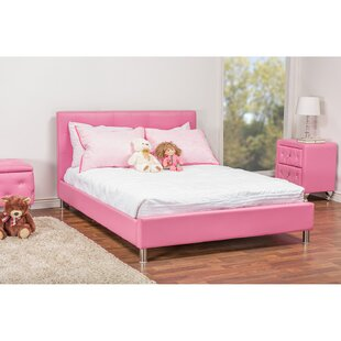 Beglin Full/Double Upholstered Platform Bed