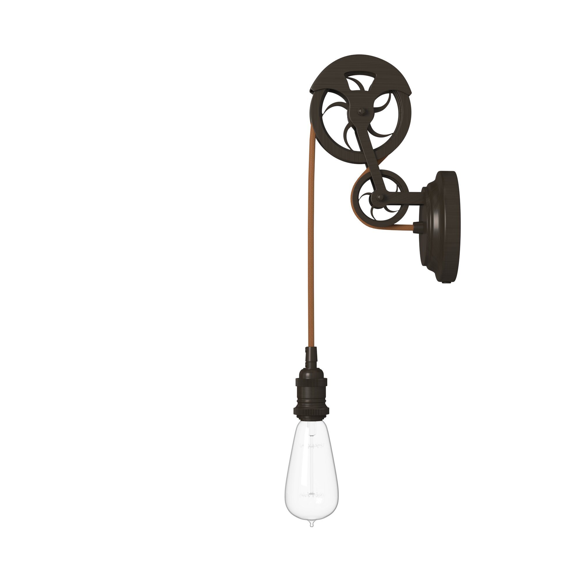 Williston Forge Woen 1 Light Armed Sconce Reviews Wayfair