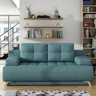 Look for Klass Sleeper Sofa by Orren Ellis Reviews (2019) & Buyer's Guide