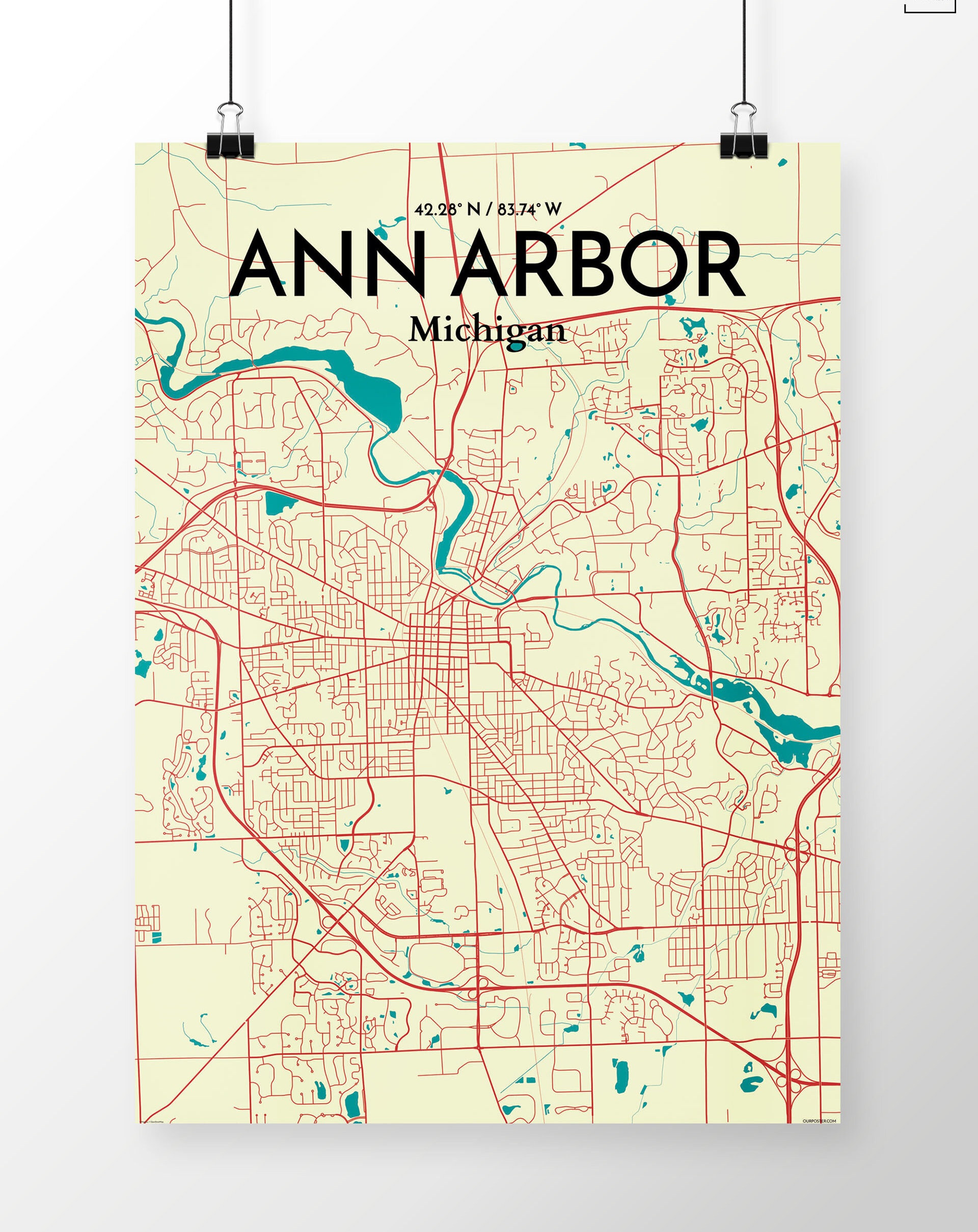 'Ann Arbor City Map' Graphic Art Print Poster in Beige on map of michigan milford, map of michigan ithaca, map of michigan bay city, map of michigan taylor, map of michigan dundee, map of michigan holland, map of michigan utica, map of michigan owosso, map of michigan rochester, map of michigan south lyon, map of michigan canton, map of michigan alpena, map of michigan livonia, map of michigan new york, map of michigan northville, map of michigan wixom, map of michigan warren, map of michigan sleeping bear dunes, map of michigan garden city, map of michigan marquette,