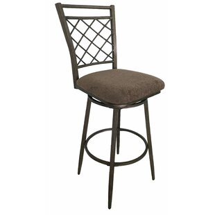 Kyrie 30 Swivel Bar Stool (Set Of 2) by DarHome Co Best Choicest