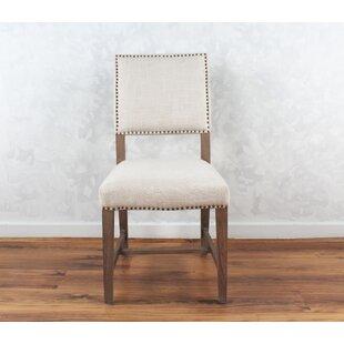 Bertina Fabric Upholstered Dining Chair b..